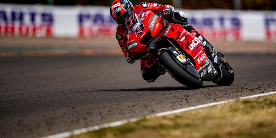 Danilo Petrucci Sebut Maverick Vinales Akan Jadi Masalah untuk Ducati