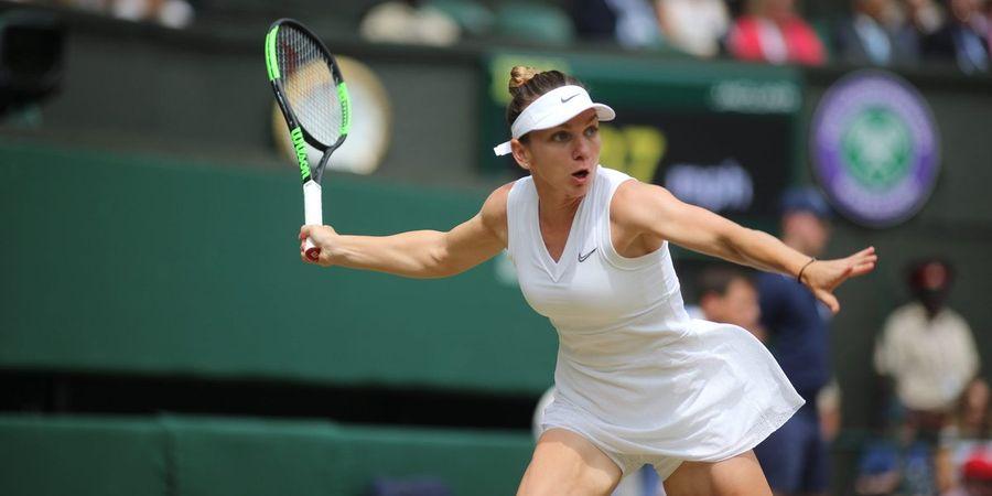 Hasil Final Wimbledon 2019 - Kalahkan Serena Williams, Simona Halep Kampiun