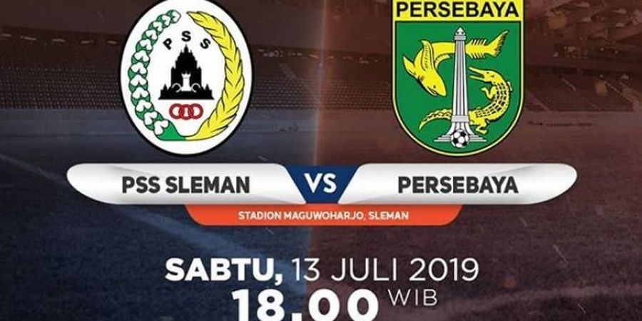 Sempat Tertinggal, PSS Sleman Taklukkan Persebaya pada Pekan Kedelapan Liga 1 2019