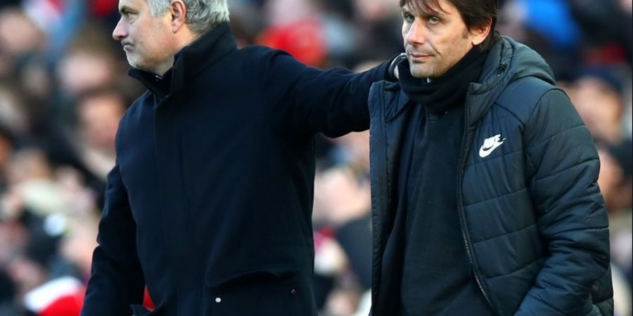Antonio Conte DidukungJose Mourinho Rebut Scudetto Musim 2019-2020