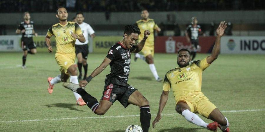 Telan Kekalahan Pertama di Liga 1 2019, Andhika Wijaya: 'Move On dan Fokus ke Laga Selanjutnya!'