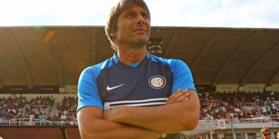 VIDEO - Dilatih Antonio Conte, Inter Milan Menang Berkat 2 Gol Jarak Jauh