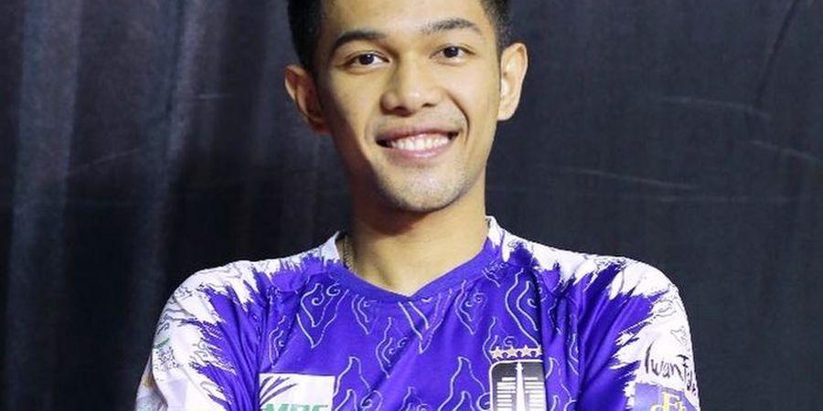 Indonesia Open 2019 - Fajar Alfian Ungkap Faktor Penyemangat