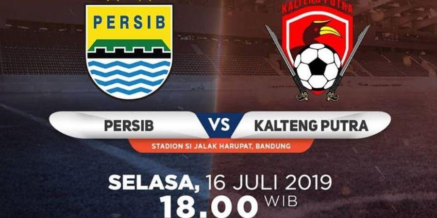 Link Live Streaming Persib Bandung Vs Kalteng Putra