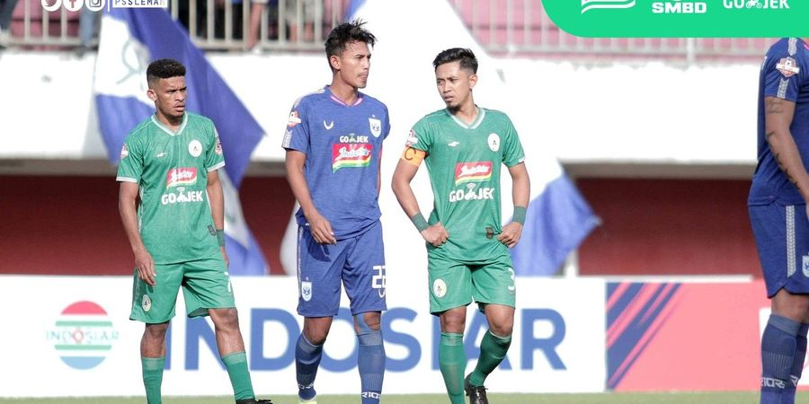 Liga 1 2019 - PSIS Semarang Sukses Pesta di Markas PSS Sleman