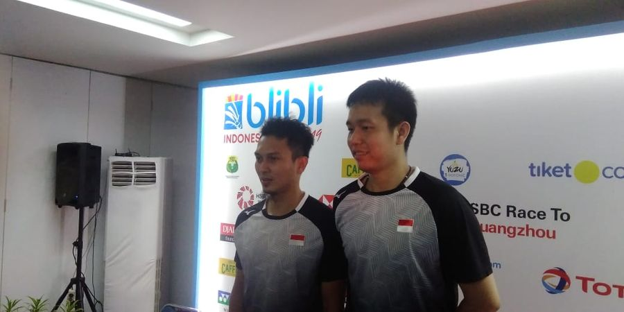 Link Live Streaming Perempat Final Indonesia Open 2019 - The Daddies Buka Perjuangan Wakil Tuan Rumah