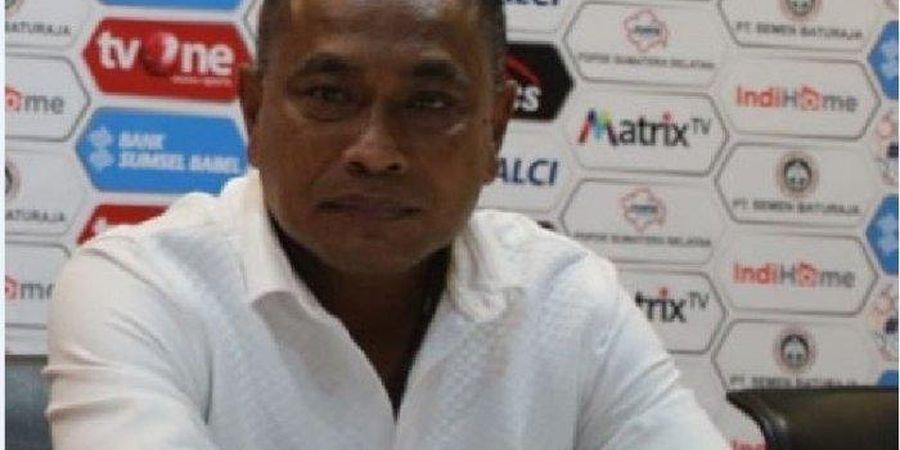 Lolos ke Babak 8 Besar, Ini Misi Baru Kas Hartadi Bagi Sriwijaya FC