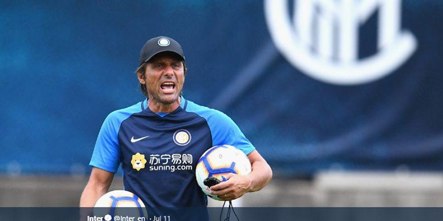 Brutalnya Latihan ala Antonio Conte, 2 Pemain Inter Sudah Jadi Korban