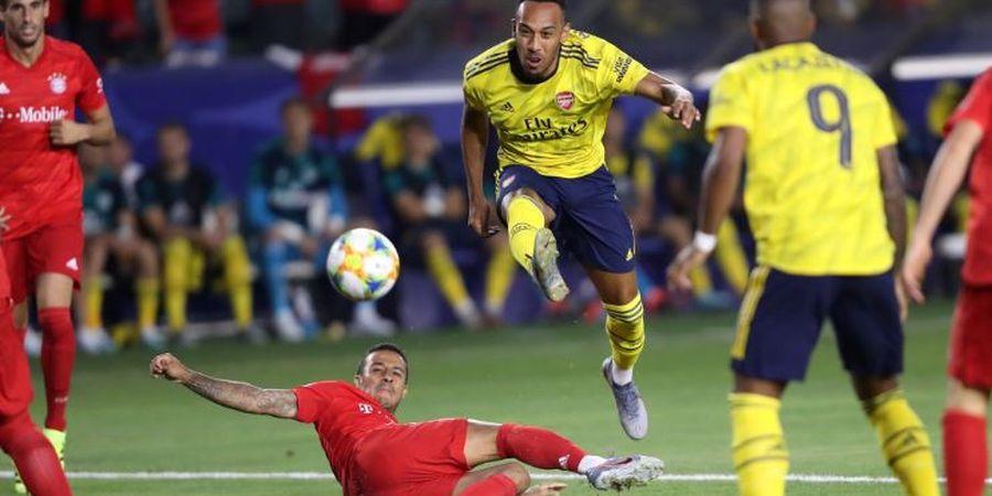 Hasil  ICC 2019 - Berkat Pemain Muda, Arsenal Menang Tipis atas Bayern Muenchen