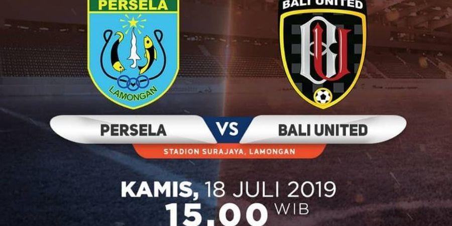 Link Live Streaming Persela Lamongan Vs Bali United, Laga Pekan Kesembilan Liga 1 2019