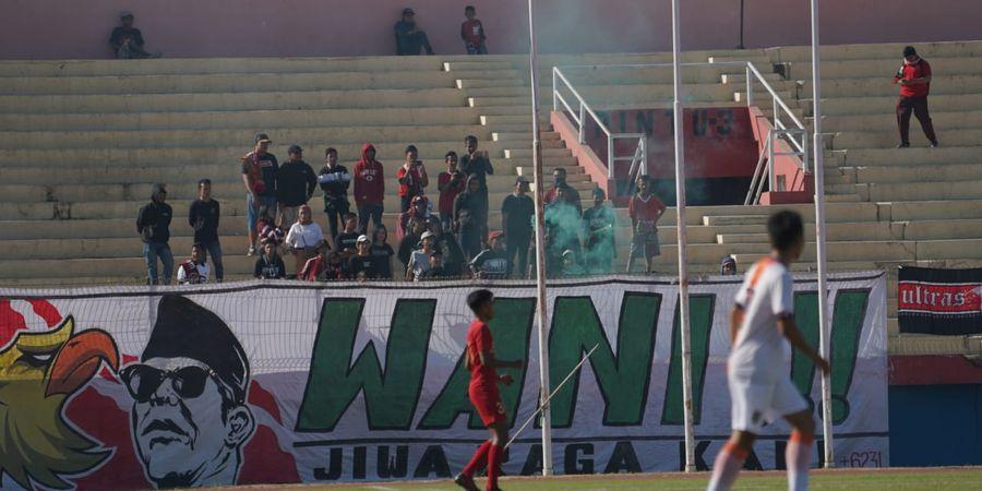 Babak Kedua Tanpa Gol, Timnas U-19 Indonesia Bungkam Persekabpas