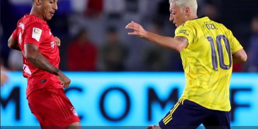 Hasil Babak I - Arsenal Tertahan 0-0 dari Bayern Muenchen di ICC 2019