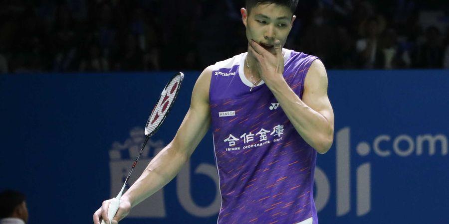 Indonesia Open 2019 - Penakluk Jonatan Christie: Saya Banyak Belajar dari Jojo