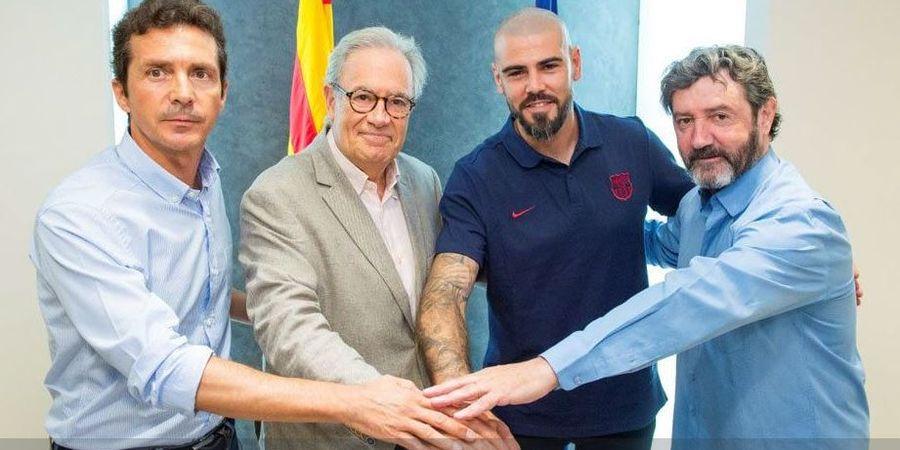 Presiden Baru Barcelona Gerak Cepat, Panggil Lagi Legenda yang Pernah Dipecat Jadi Pelatih Kiper
