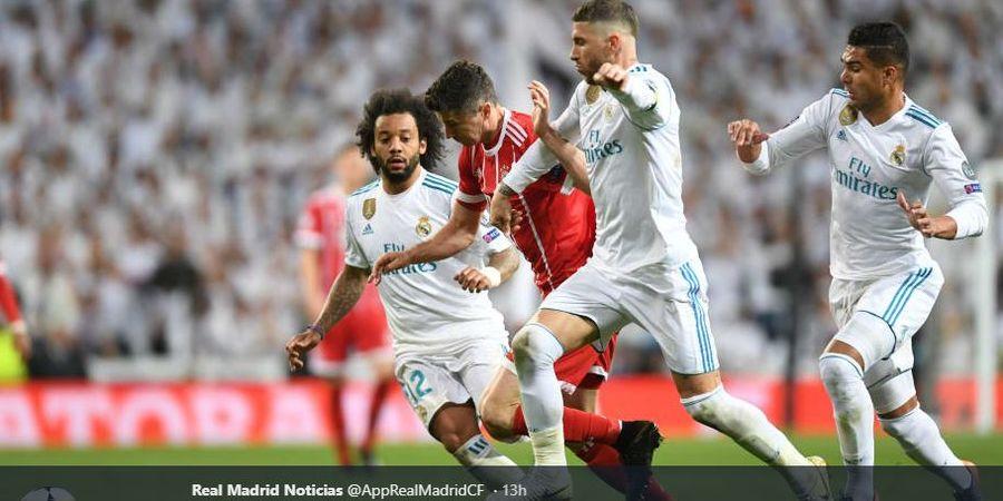Susunan Pemain Real Madrid Vs Levante - Los Blancos Paksakan Dua Gelandang yang Belum Fit