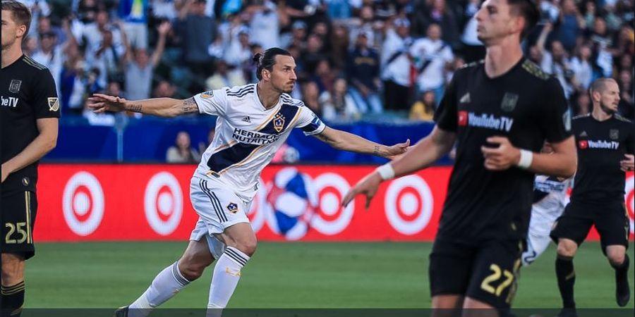 Disikut Ibrahimovic, Tulang Tengkorak Bek Ini Sampai Penyok