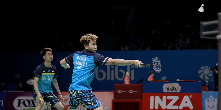 Indonesia Open 2019 - Li/Liu Penasaran Ingin Kalahkan Marcus/Kevin