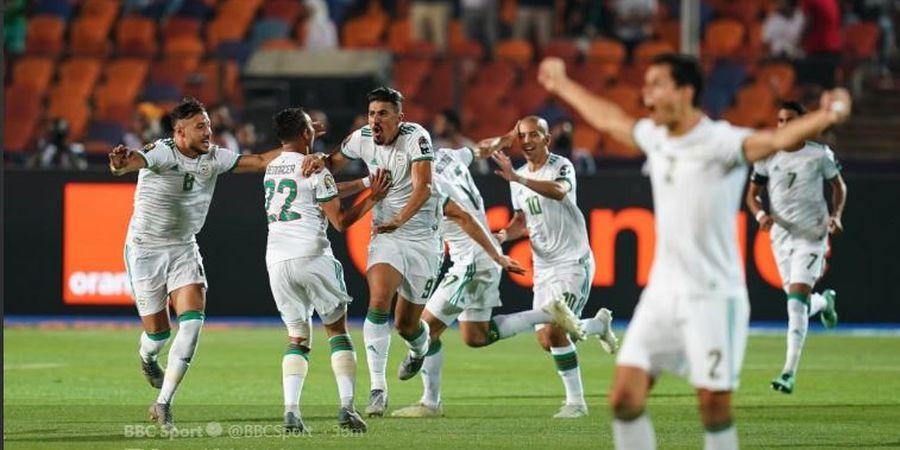 Hasil Final Piala Afrika 2019 - Aljazair Juara, Bintang Liverpool Gagal Tambah Gelar