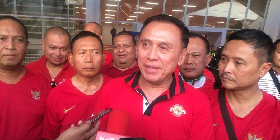 Iwan Bule Titip Pesan untuk Timnas U-19 Indonesia yang Akan Tampil di Kualifikasi Piala Asia