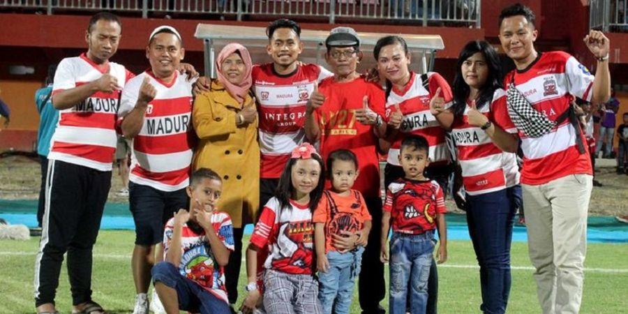 Cetak Gol Kemenangan Madura United atas Arema FC, Ini Motivasi Andik Vermansah