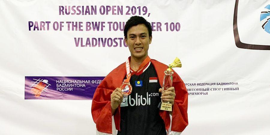 Hasil Russian Open 2019 - 3 Gelar Juara Jadi Milik Indonesia