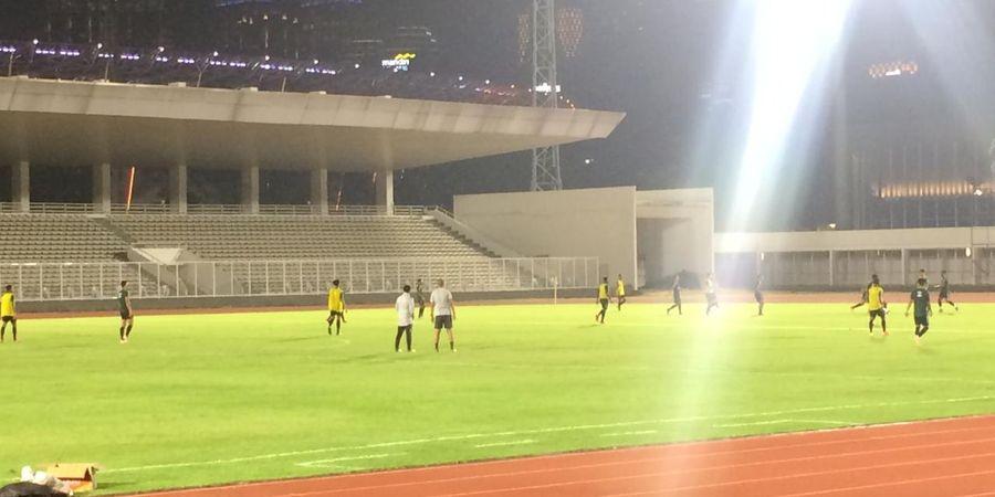 Empat Pemain Absen pada Latihan Perdana Timnas U-23 Indonesia