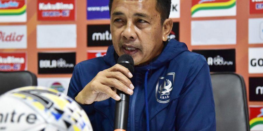 Pelatih PSIS Semarang Menilai Kemenangan Persib karena Unggul Jumlah Pemain