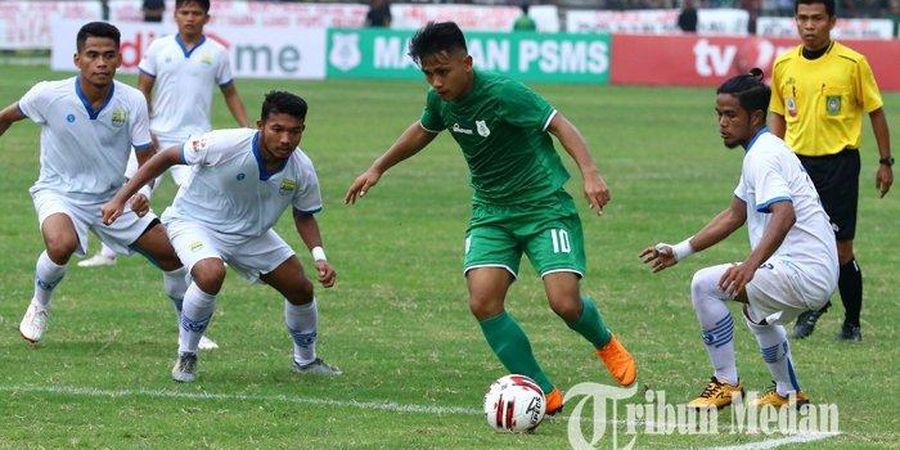 Natanael Siringoringo Jadi Satu-satunya Pemain Liga 2 di Timnas U-22 Indonesia