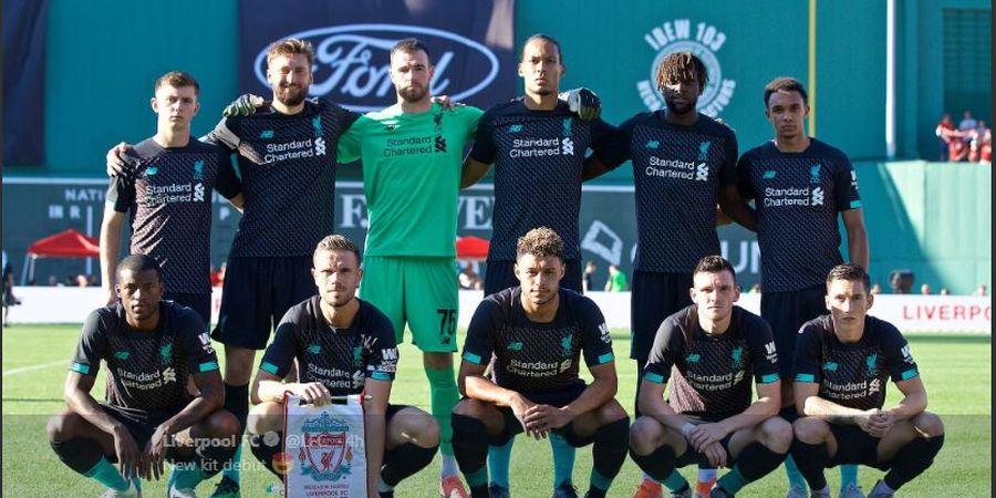 Hasil Pramusim Liverpool, Kekalahan Kedua Beruntun Plus Tekel Brutal