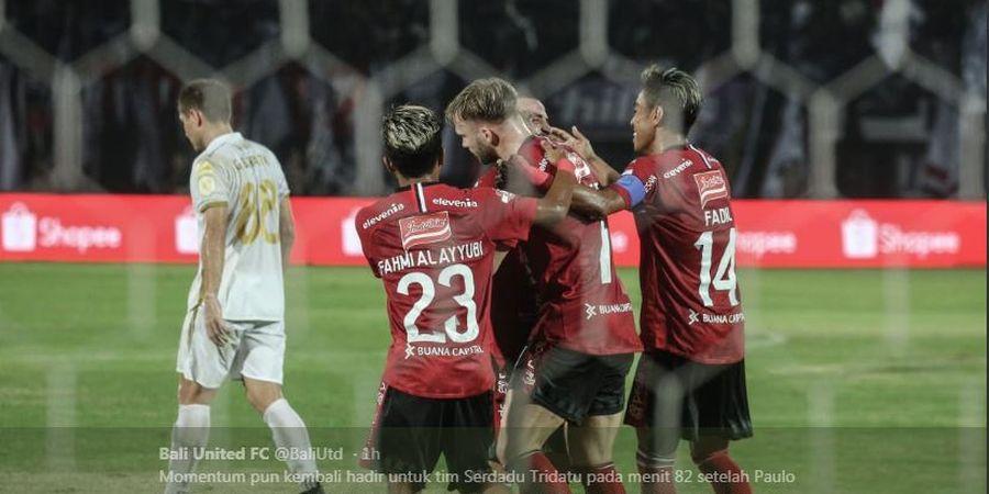 Teco Isyaratkan Tak Lepas Pemain Asing Bali United di Putaran Kedua Liga 1 2019