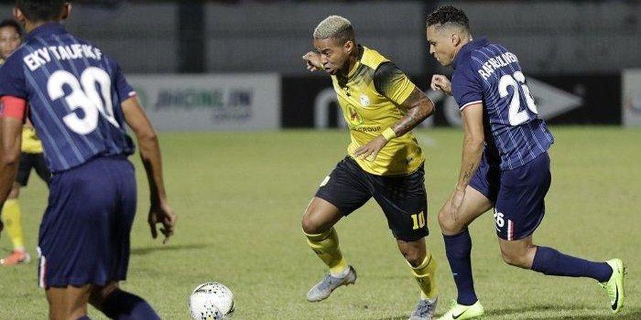 Rafael Silva Selalu Tebar Teror ke Gawang Persebaya Surabaya di Liga 1 2019