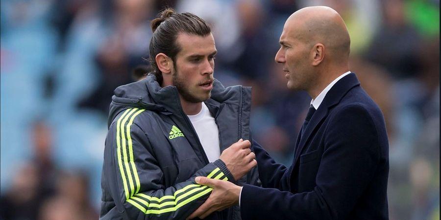 Zinedine Zidane Jelaskan Alasan Gareth Bale Tidak akan Bermain Melawan Manchester City