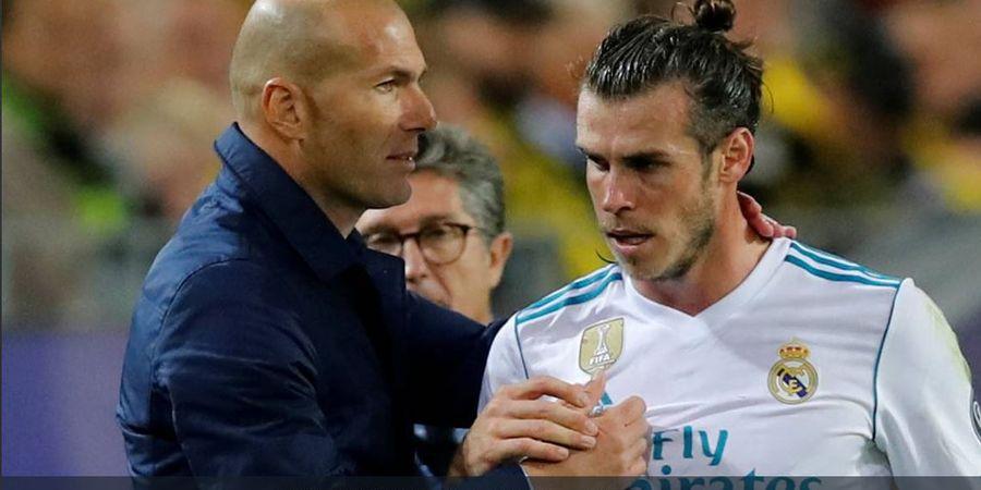 Zidane Bantah Akan Segera Jual Bale dalam Waktu Dekat