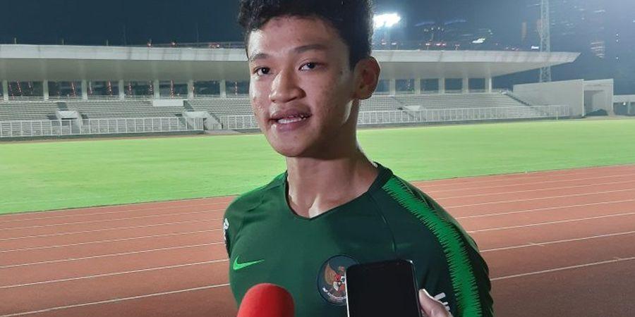 Latihan Timnas U-23 Indonesia Berat, Ini Komentar Winger Muda Borneo FC