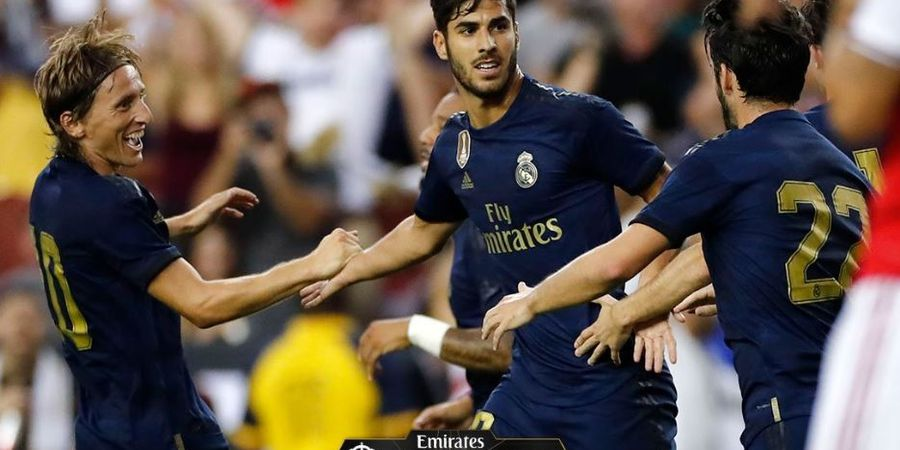 Real Madrid Punya Gelandang Terbaik Sepanjang Sejarah, tetapi...