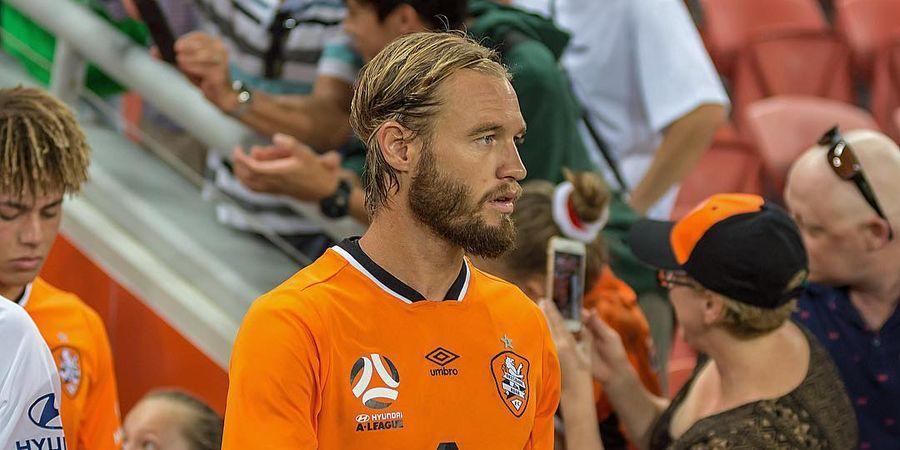 Madura United Batal Kontrak Gelandang Australia?