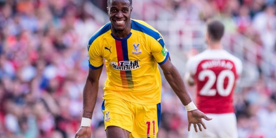 Zaha Gagal ke Arsenal, Agen Pogba dan Ibrahimovic Intip Peluang Usaha