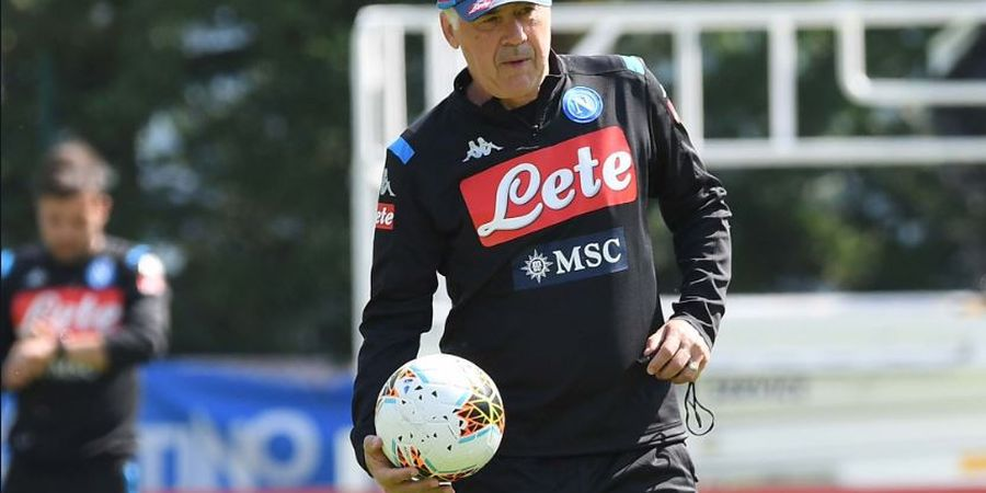 Nasib Carlo Ancelotti bersama Napoli Ditentukan dalam Dua Laga