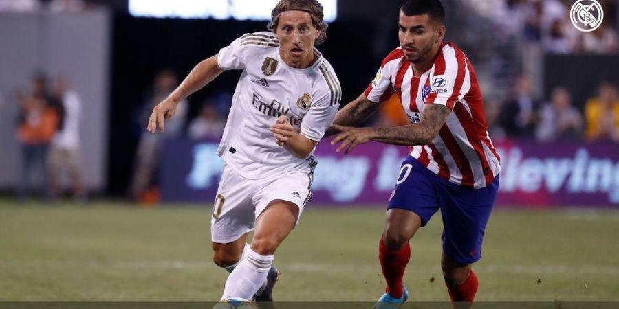 Kena Virus FIFA, Real Madrid Kehilangan 2 Bintang di Kandang Mallorca