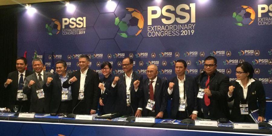 FIFA Tak Beri Restu Kongres PSSI Digelar November