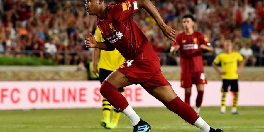 Juergen Klopp Sudah Beri Jaminan Tempat pada Striker Muda Liverpool