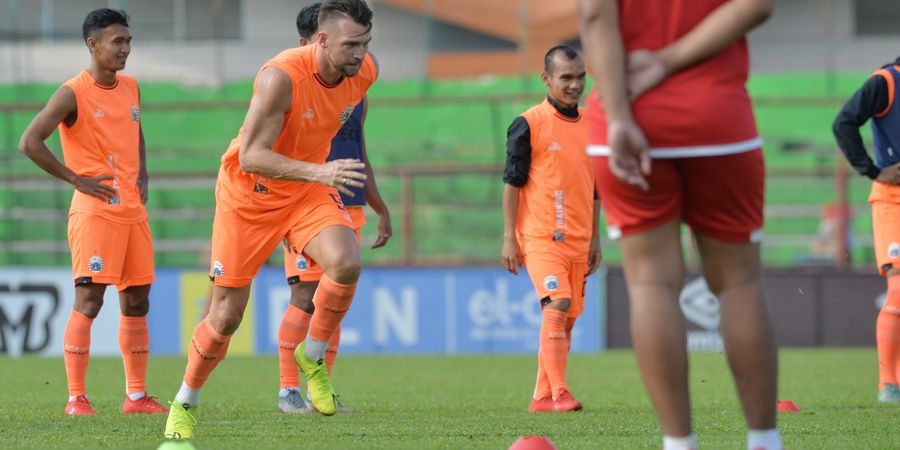 Laga Final Piala Indonesia 2018 Ditunda, Persija Segera Alihkan Fokus