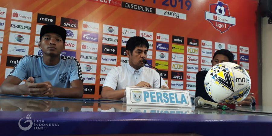 Dua Pemain Borneo FC Absen, Persela Optimistis Raih Tiga Poin Kandang