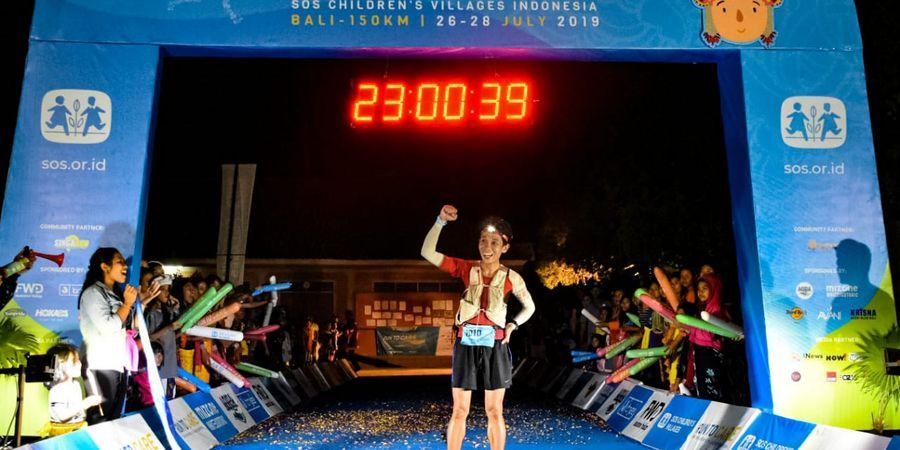 Run To Care 2019 - Hendra Siswanto Finisher Pertama Ultra Marathon 150 Km