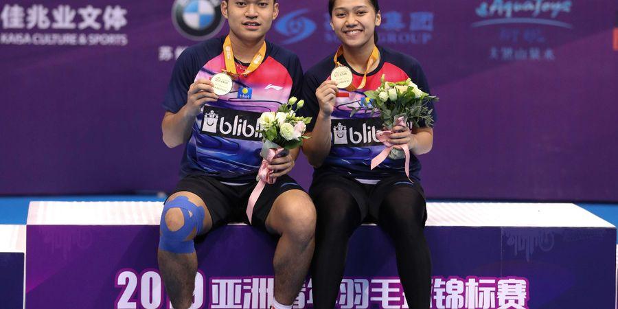 Kejuaraan Asia Junior 2019 - Leo/Indah Berhasil Keluar sebagai Juara
