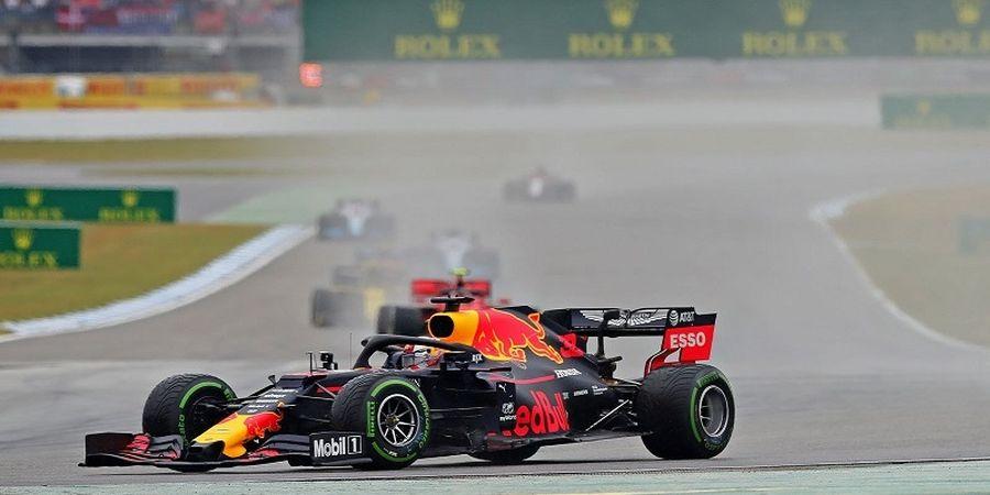 Max Verstappen Resmi Perpanjang Kontrak di Red Bull Hingga 2023