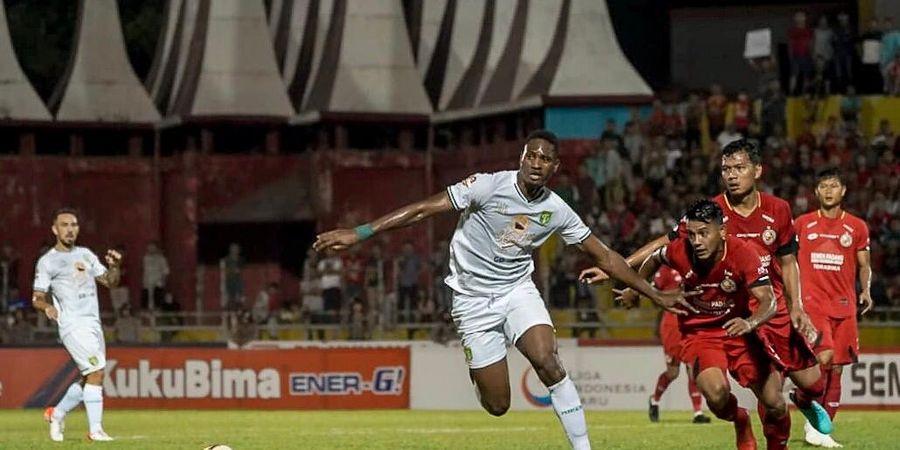 Rengkuh Gelar Top Scorer Piala Indonesia 2018, Amido Balde Merendah
