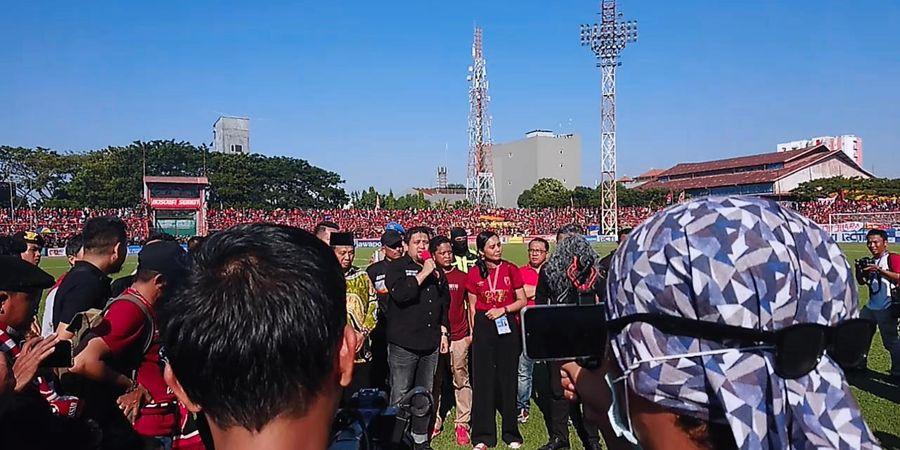 Final Piala Indonesia Ditunda, PSM Siap Kembalikan Uang Tiket Penonton