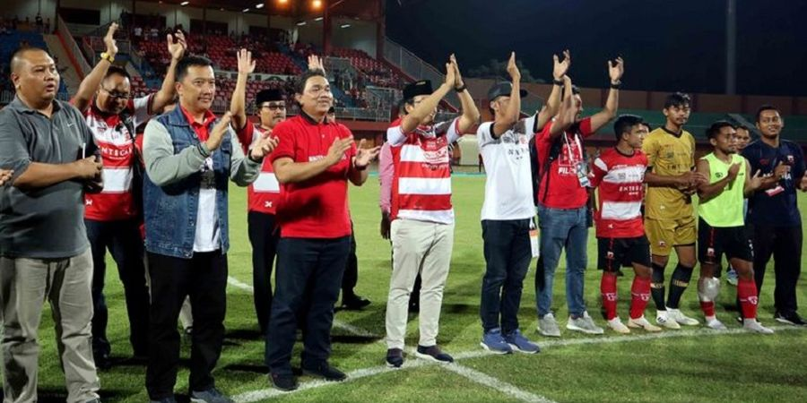 Madura United Dijagokan Menpora Imam Nahrawi Juarai Liga 1 2019