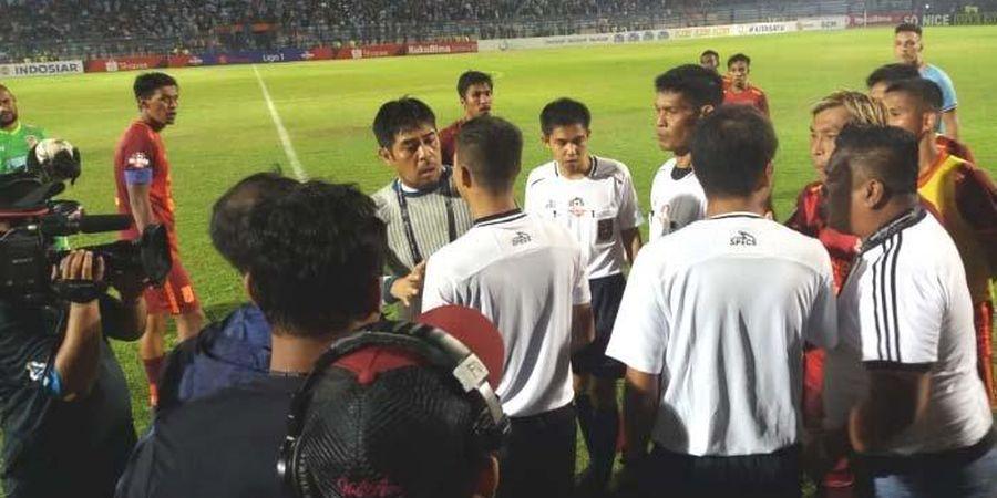 Pertandingan Terlama di Liga Inggris Tak Ada Apa-apanya Dibanding Laga Persela Vs Borneo FC